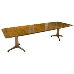 John Widdicomb Extension Dining Table by J. Stuart Clingman