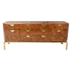 John Widdicomb for Mastercraft Cabinet or Crendenza with Drawers