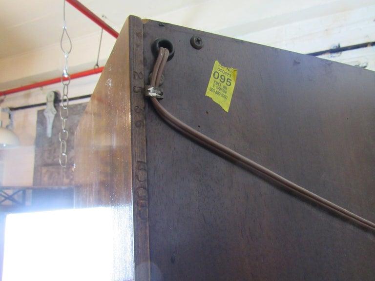 John Widdicomb Glass Front Units For Sale 1