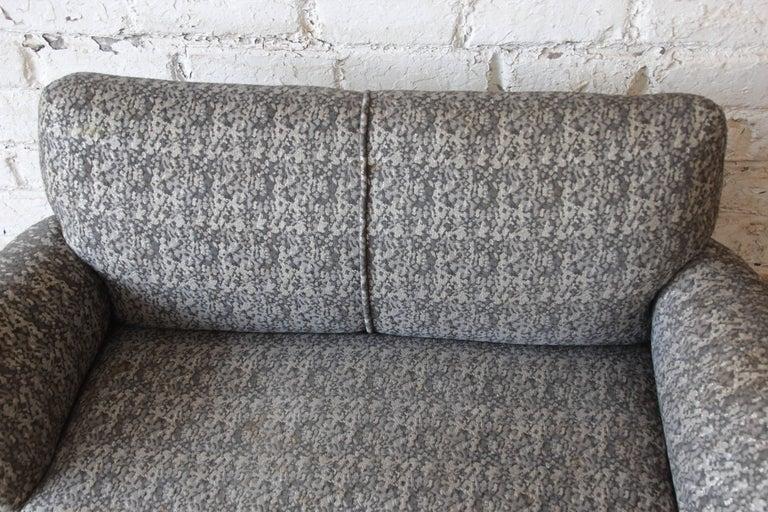 Mid-20th Century John Widdicomb Mid-Century Modern Salesman Sample or Child's Sofa, 1956 For Sale
