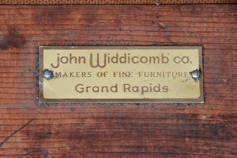 John Widdicomb Mid-Century Modern Salesman Sample or Child's Sofa, 1956 For Sale 2