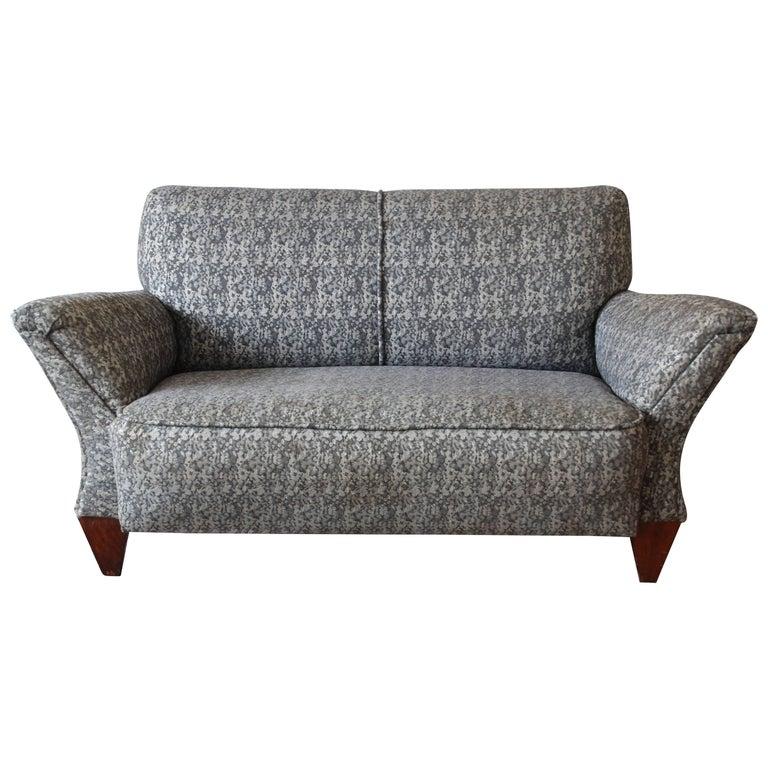 John Widdicomb Mid-Century Modern Salesman Sample or Child's Sofa, 1956 For Sale