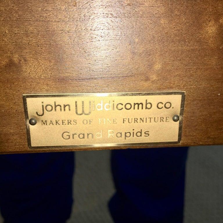 John Widdicomb Tall Post King Bed Headboard For Sale 2