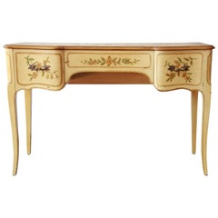 John Widdicomb Vintage French Writing Desk