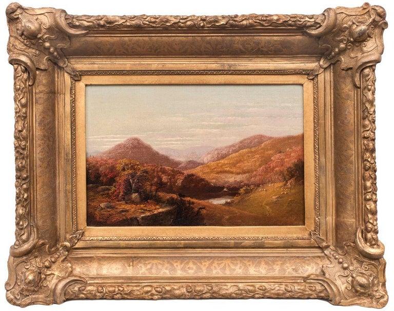 Catskill Clove, 1858 by John Williamson (American, 1826-1885)  For Sale 1