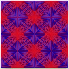 John Zoller, Blue Red Radial Compression