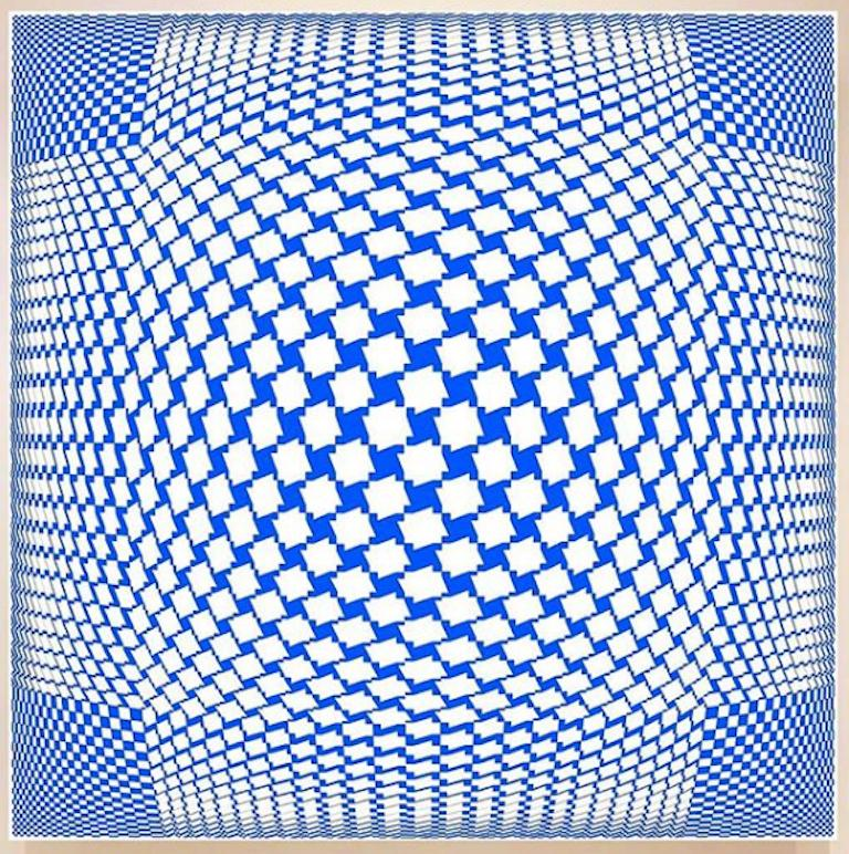 John Zoller, Continuous System Blue Vibrations