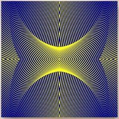 John Zoller, Convergent Stratospheric Decelerator Yellow Blue