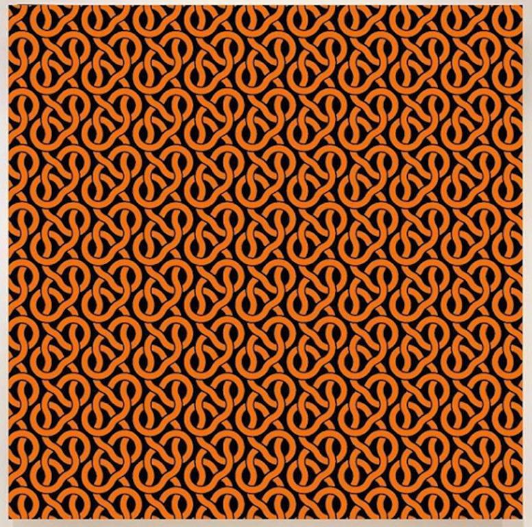 John Zoller, Interwoven Orange Continuum