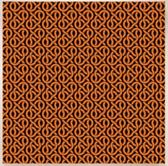 John Zoller, Interwoven Orange Continuum