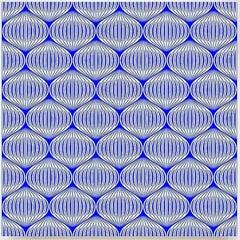 John Zoller, Liquid Mirrored Metallic Blue Cluster