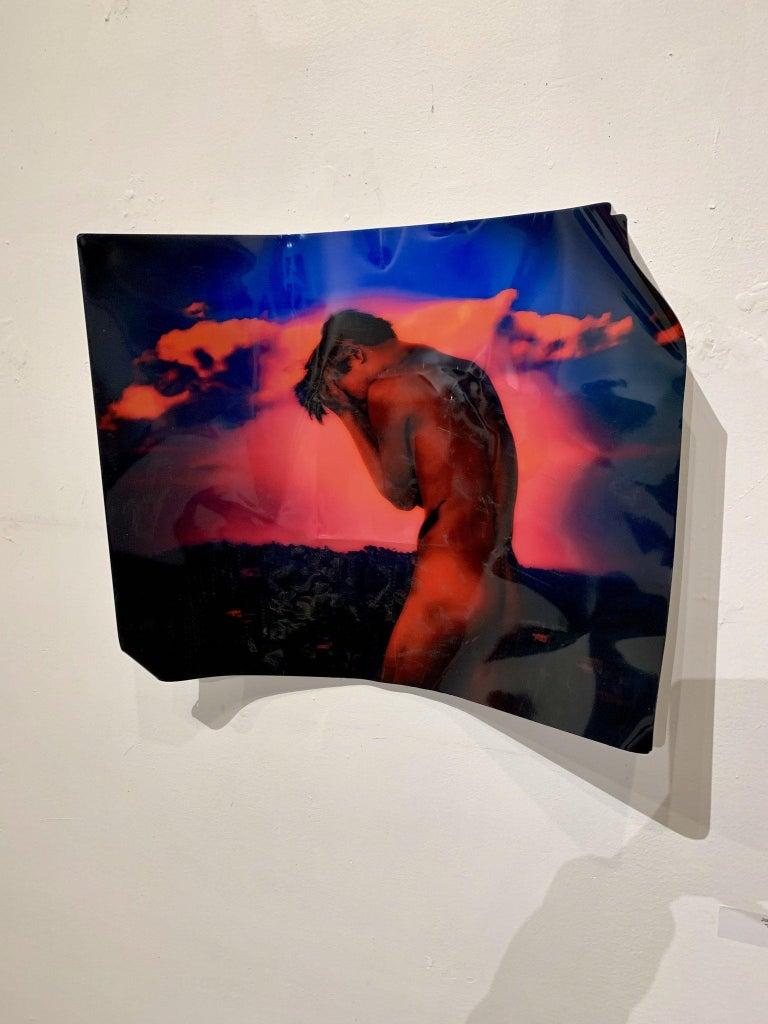 Damaged - Print by Johnny Naked