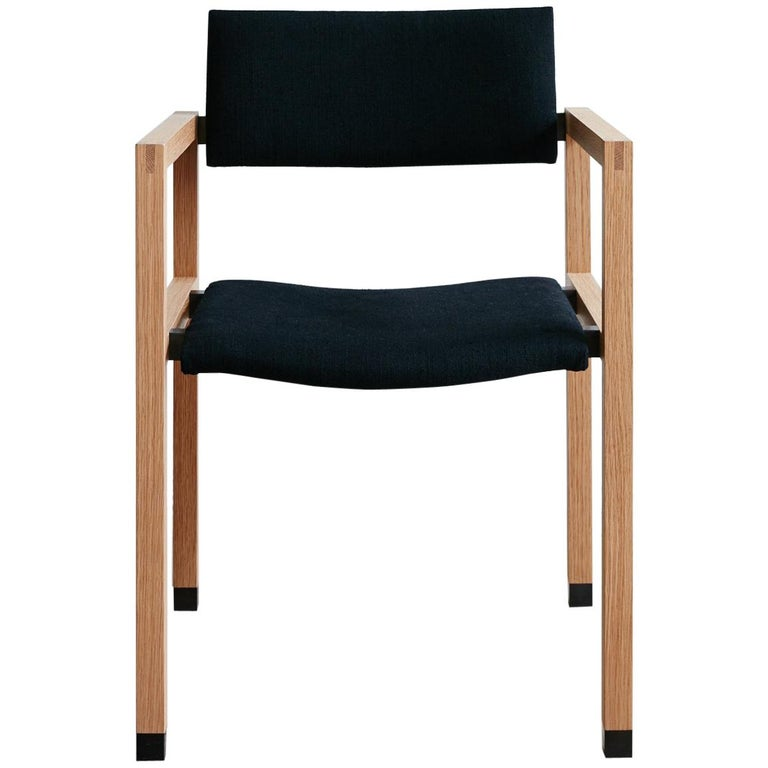 Dining Room Chairs With Arms For Sale: Joinery Dining Chair With Arms By Billy Cotton In Oak