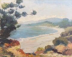'Rio Del Mar Beach, Aptos', Santa Cruz, California, Pittsburgh Art Institute
