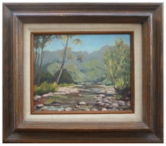 Soquel Creek California Landscape