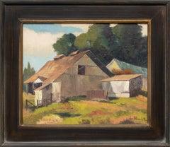 Untitled (Barn, California)