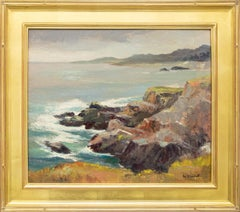 West of Mendocino (Northern California Coast Seascape/Landscape)