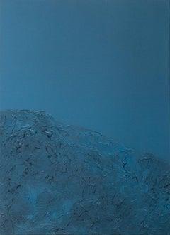 Black Mountains XIX - 21st Century, Contemporary Art, Landscape Painting