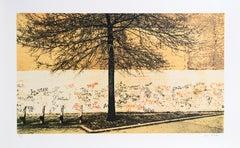 """Tree"" from Faith of Graffiti, 1974, Serigraph by Jon Naar"