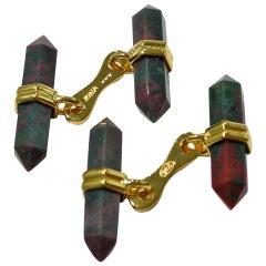 Jona Jasper Prism Bar Cufflinks