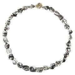 Jona Rutile Quartz Necklace