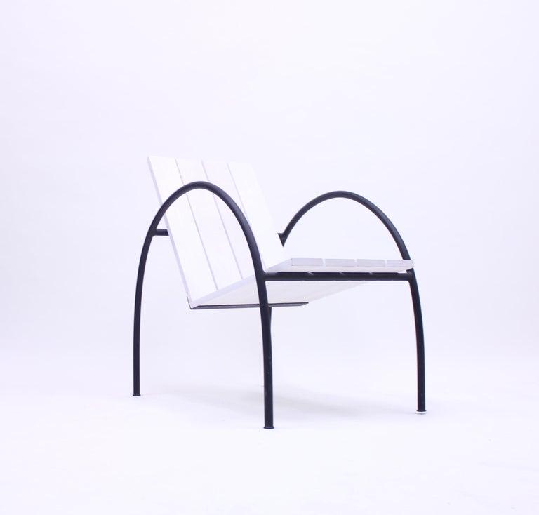 Metal Jonas Bohlin, Liv Chair, Jonas Bohlin Design, 1997 For Sale