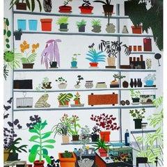 Large Shelf Still Life