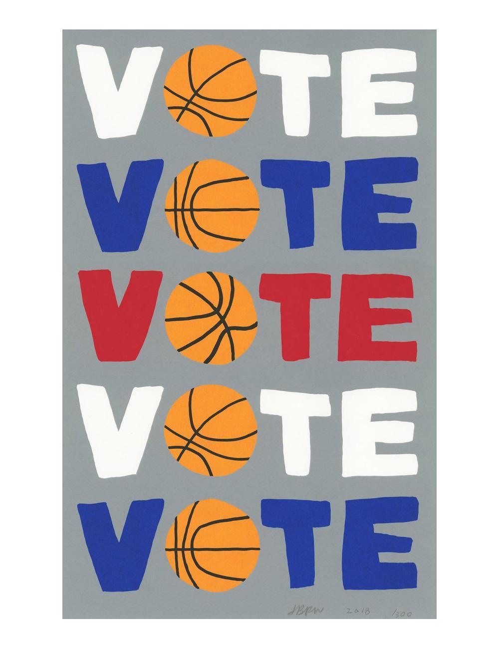 VOTE by Jonas Wood