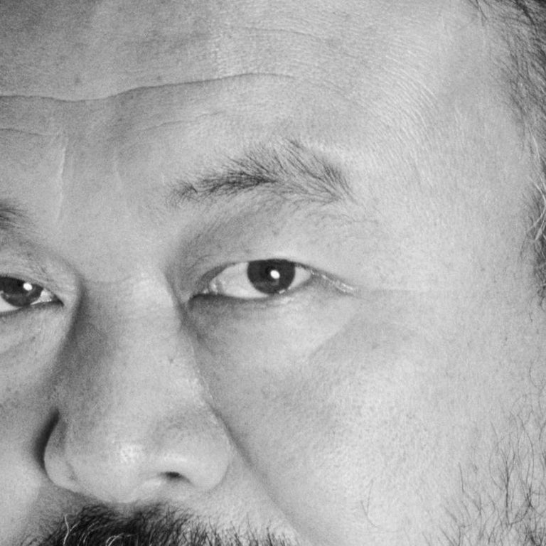 Ai Weiwei in his studio, Beijing, 12 May 2007  X  Photographed by Jonathan Becker Contemporary 44