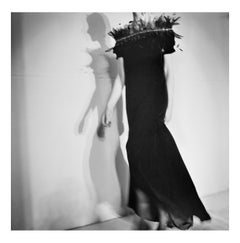At Carolina Herrera's Fall Collection, New York, April 1982