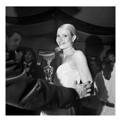 Gwyneth Paltrow at Vanity Fair's Oscar Party, Morton's, West Hollywood, 1999