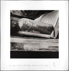 Wm. Pène du Bois's Rolls Royce, Beaulieu-sur-Mer, June 1993