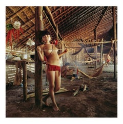 Yanomami, Amazonia, Brazil, January 1995
