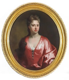 Portrait of Elizabeth Finch, later 1st Countess of Aylesford circa 1702