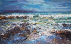 Signs of Spring, Shandwick - Scottish Landscape Painting