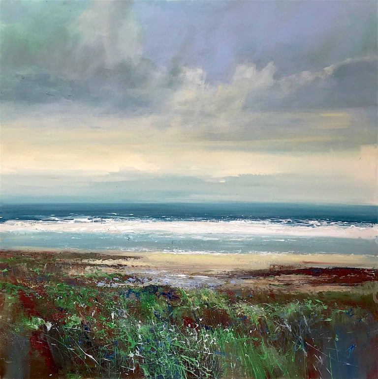 Flowing  Tide original landscape painting