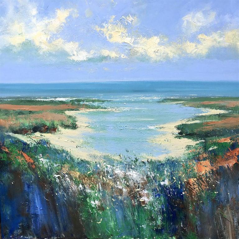 Tide original landscape painting