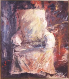Love Seat, Painting, Oil on Canvas