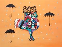 American Indian Rain Bird