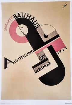 Staatliches Bauhaus ($35 SHIPPING U.S. only (not $55!)