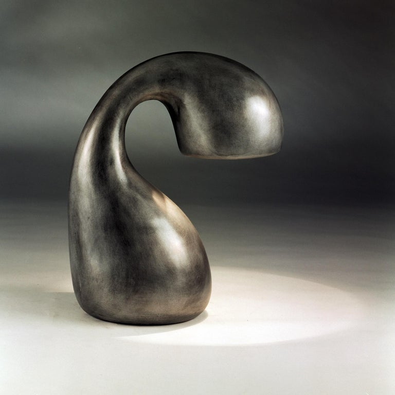 Jordan Mozer, Eliza's Bright Little Question, Table Lamp, Aluminum, USA, 2002 In New Condition For Sale In Chicago, IL