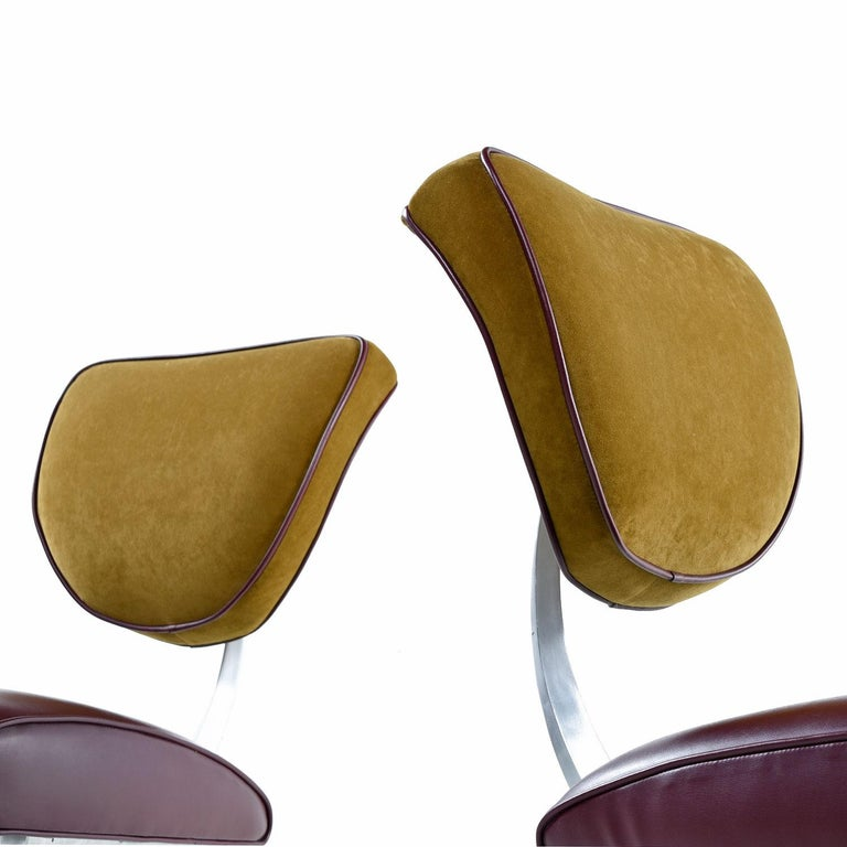 Disney Quest Aluminum Armillary Chair by Jordan Mozer In Excellent Condition For Sale In Saint Petersburg, FL