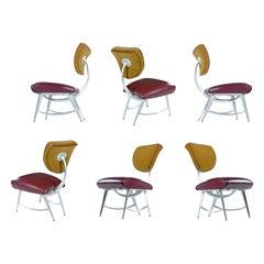 Jordan Mozer for Disney Quest Aluminum Armillary Chair