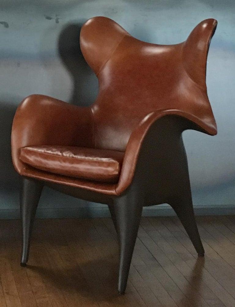 Jordan Mozer Johnny Wing Back Chair Lounge Chair