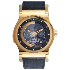 Jorg Hysek Limited Edition Minute Repeater Tourbillon Watch