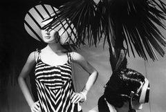 Au chic Parisien - Off-Print # 2 - 1983 - Minimalist Black & White Photography