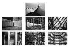Lines - Coffret Prestige # 6 - 1970-80s, Minimalist Black and White Photography