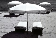 Rivages - Off-Print # 1 -St Tropez - 1978 - Minimalist Black & White Photography