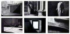 Roma - Coffret Prestige # 4 - 1967, Minimalist Black and White Photography