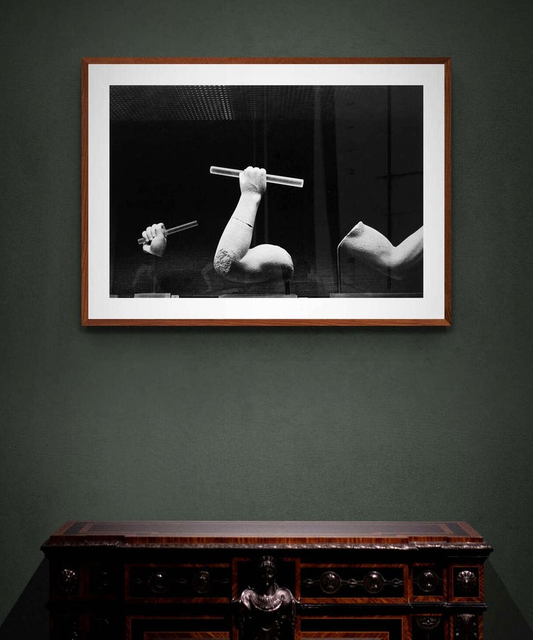 Statuary - Off-Print # 3 - 1978 - Minimalist Black & White Photography For Sale 2